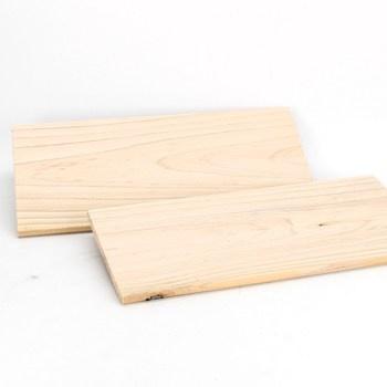 Dvě dřevěná prkénka Kuchenprofi