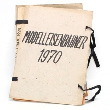 Časopis Modelleisenbahner 1970