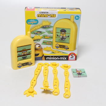 3D hra Schmidt Mimoni 40602
