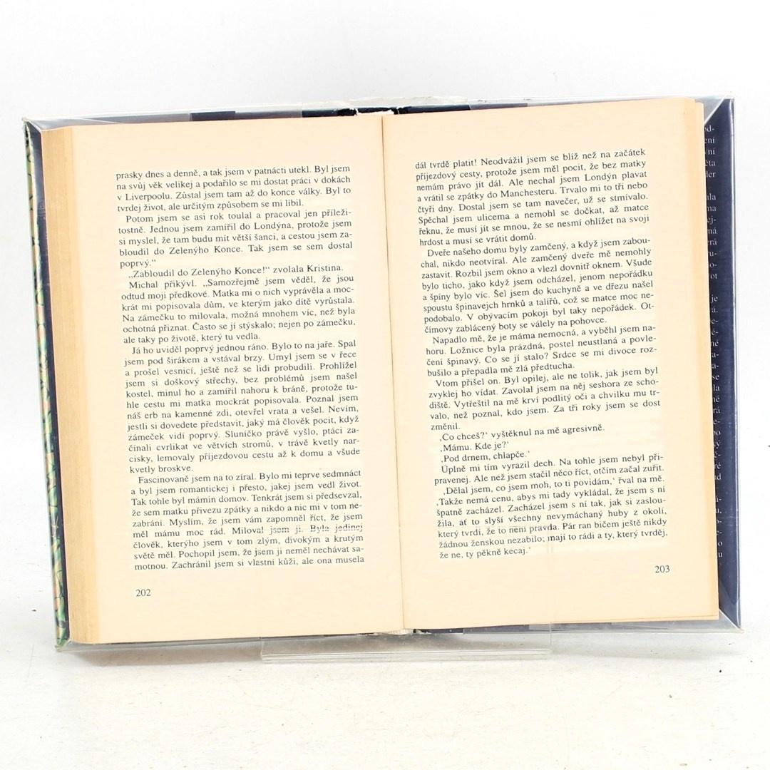 Kniha Barbara Cartland: Kristina