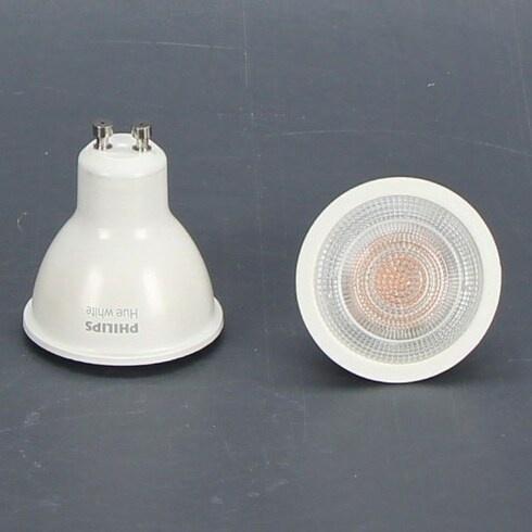 Led žárovky Philips 2 ks bílé barvy