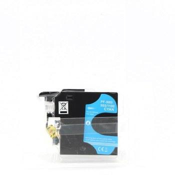 Inkoustová náplň UIB1100/985C Cyan