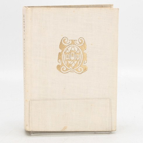 Kniha Staropražské variace