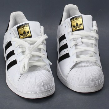 Dětské unisex tenisky Adidas Cloud White