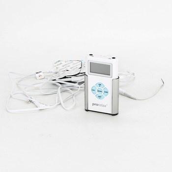 Masážní přístroj Prorelax Tens + EMS Duo
