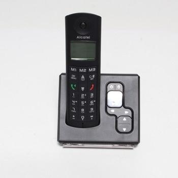 Bezdrátový telefon Alcatel F690 VOICE FR BLK