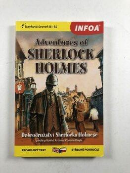 Adventures of Sherlock Holmes (B1-B2)