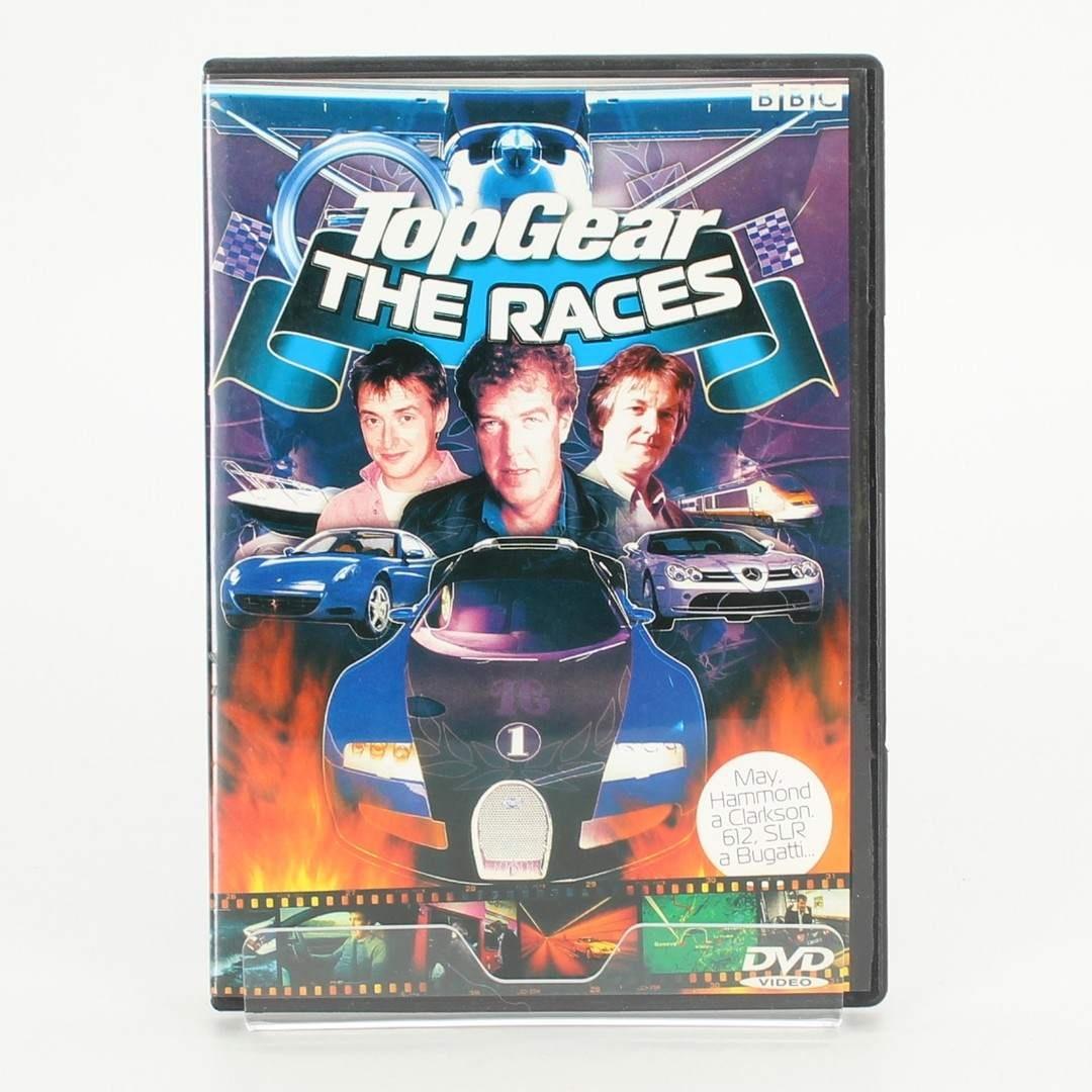 DVD film TopGear The Races BBC