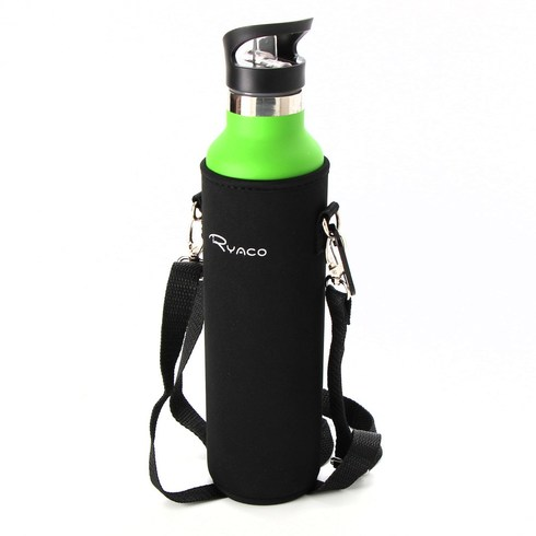 Termo láhev značky Ryaco zelené barvy