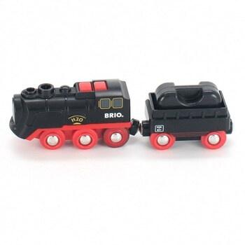 Parní lokomotiva Brio 33884