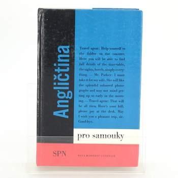 Kniha Angličtina pro samouky 1968