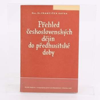 F. Kavka: Přehled československých dějin