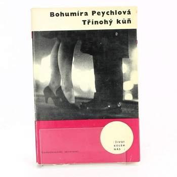 Kniha Třínohý kůň-Bohumíra Peychlová