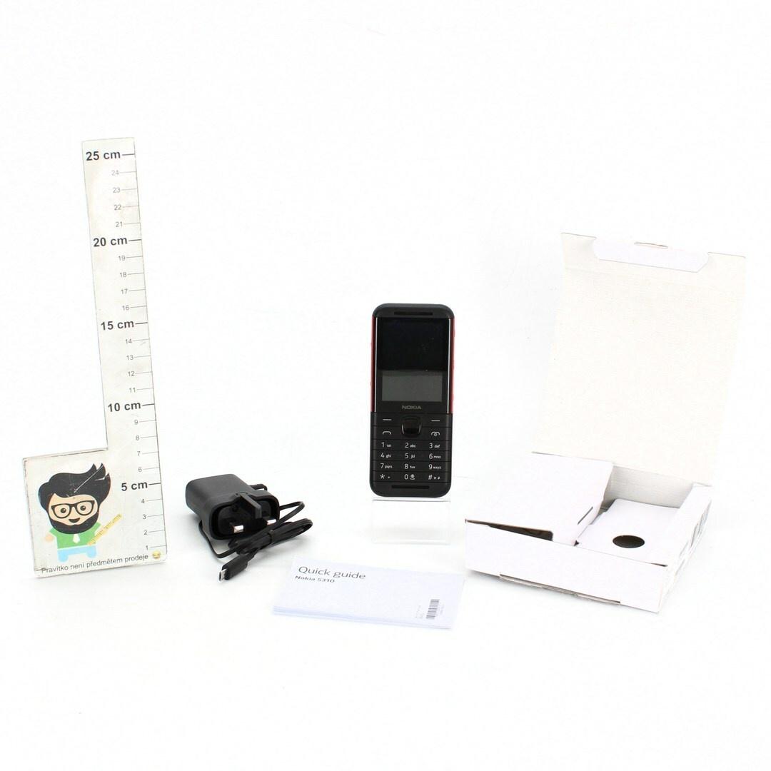 Mobilní telefon Nokia 5310 UK