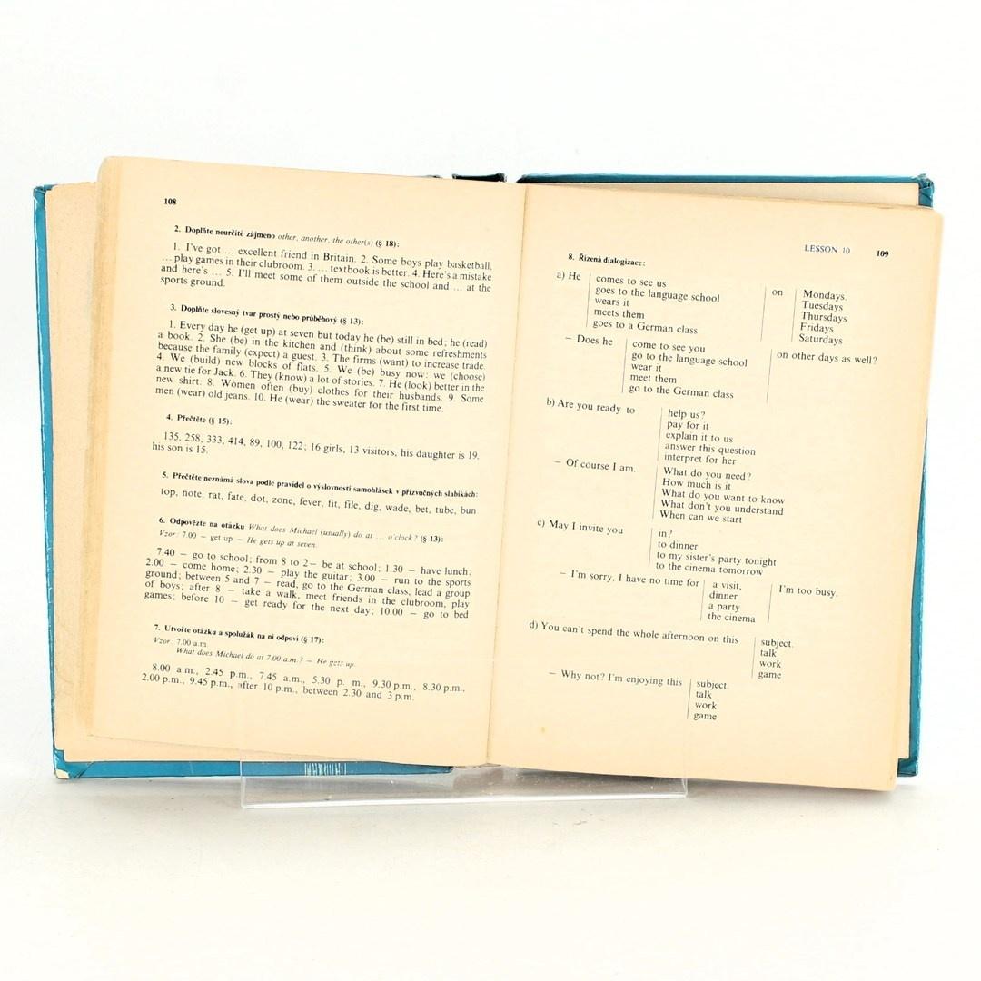 Učebnice Angličtina pro jazykové školy I.