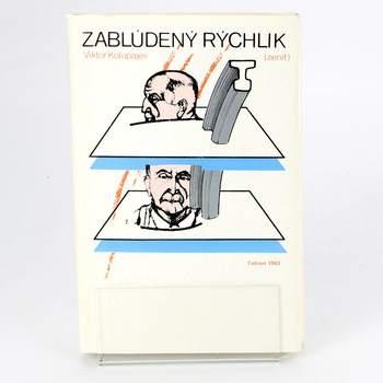 Kniha Zablúdený rýchlik -Viktor Kolupajev