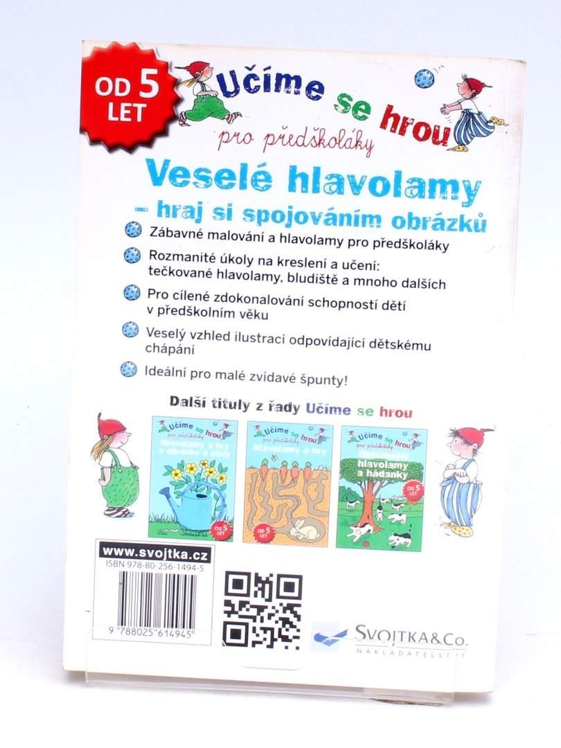 Dětské knížky Veselé hlavolamy