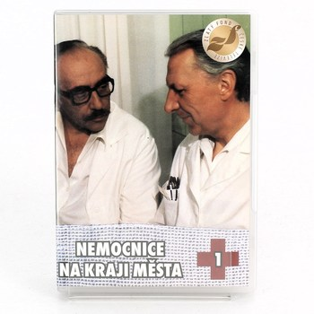 DVD Nemocnice na kraji města 1