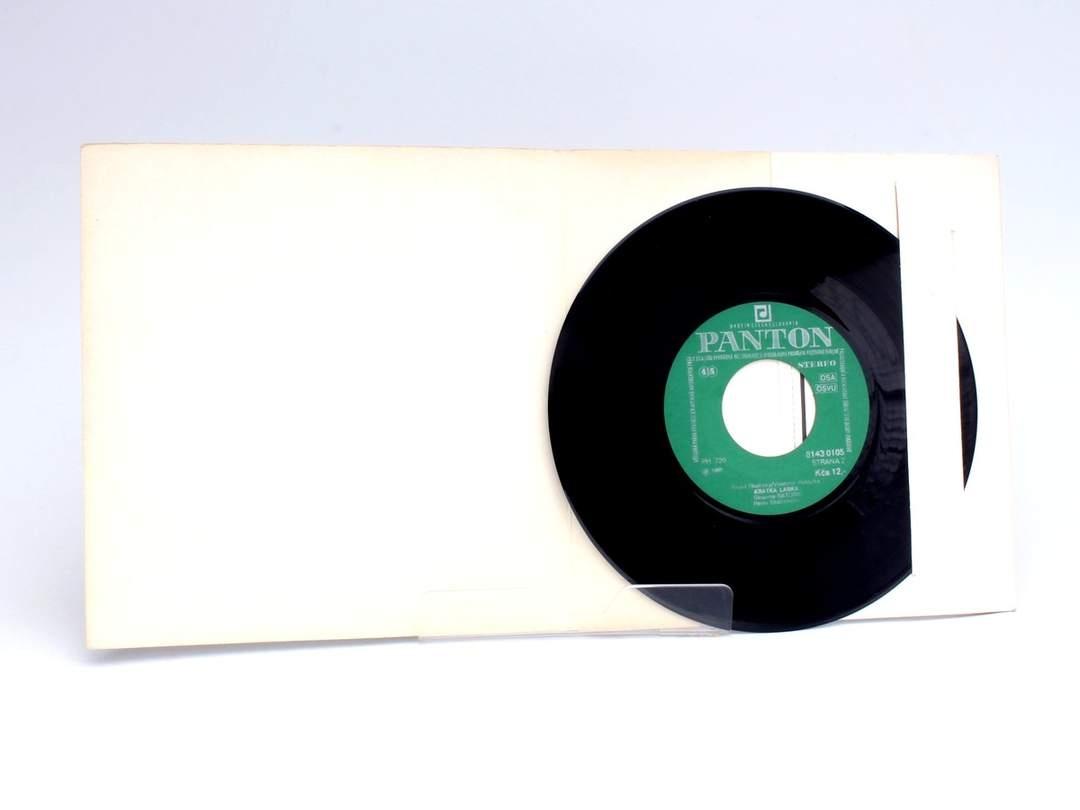 Gramofonová deska Panton Saturn