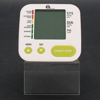 Měřič krevního tlaku 1byone