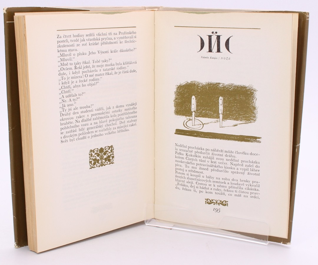 Kniha Sůl života