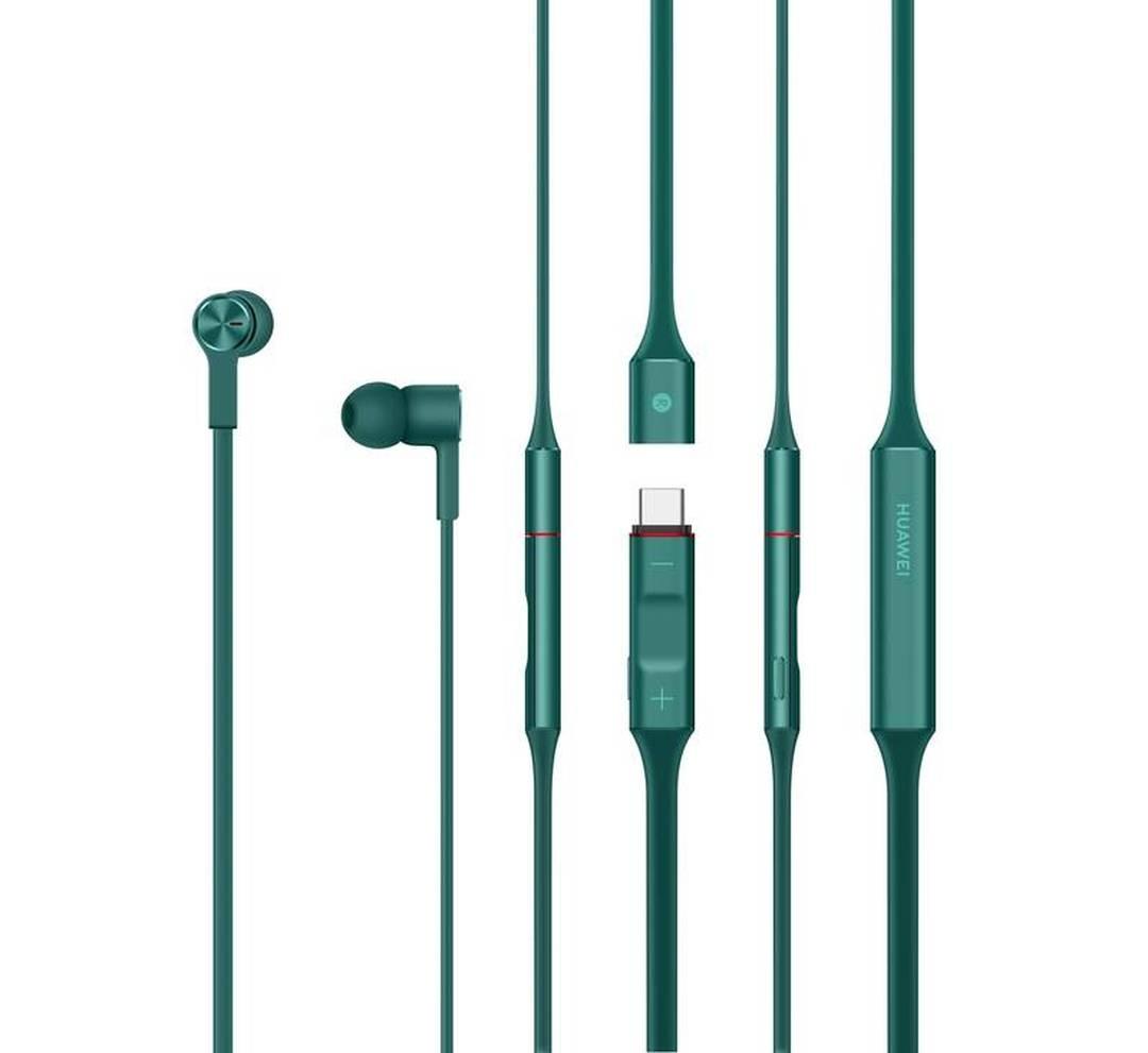Sluchátka Huawei FreeLace CM70-C, USB-C