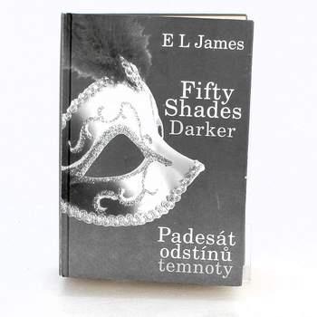 Kniha E L James: Padesát odstínů temnoty