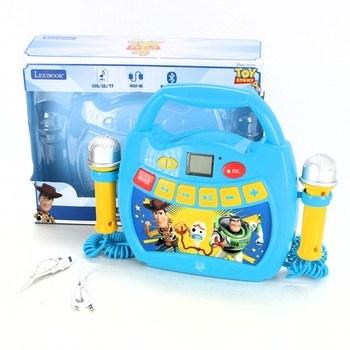Dětské karaoke LexiBook ToyStory4