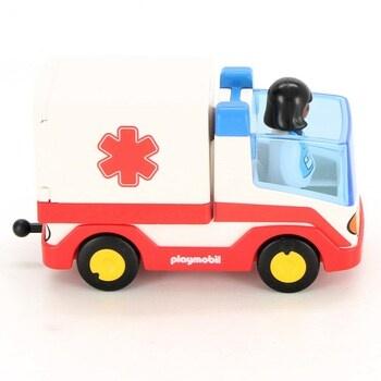 Záchranka Playmobil 9122 s figurkami