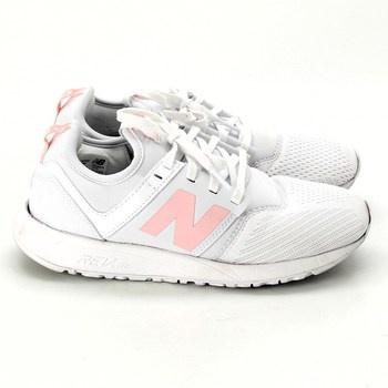 Dámské boty New Balance bílé