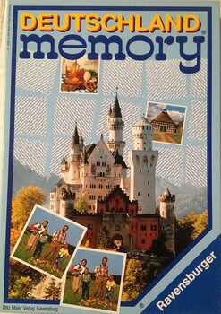 Pexeso Ravensburger - Německo