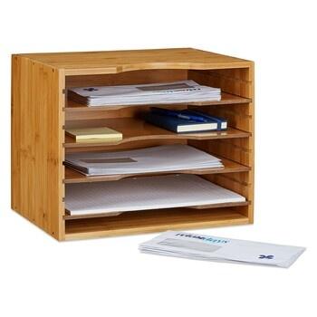 Dřevěná skříňka RelaxDays 10020322