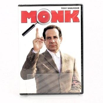 DVD Monk 12: Pan Monk se vrací do školy