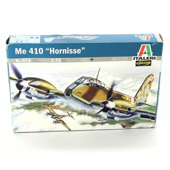 Model letadla Italeri 074 Me 410 'Hornisse'