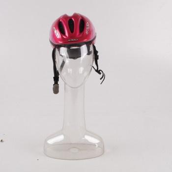 Dětská helma Meggy Ked růžová