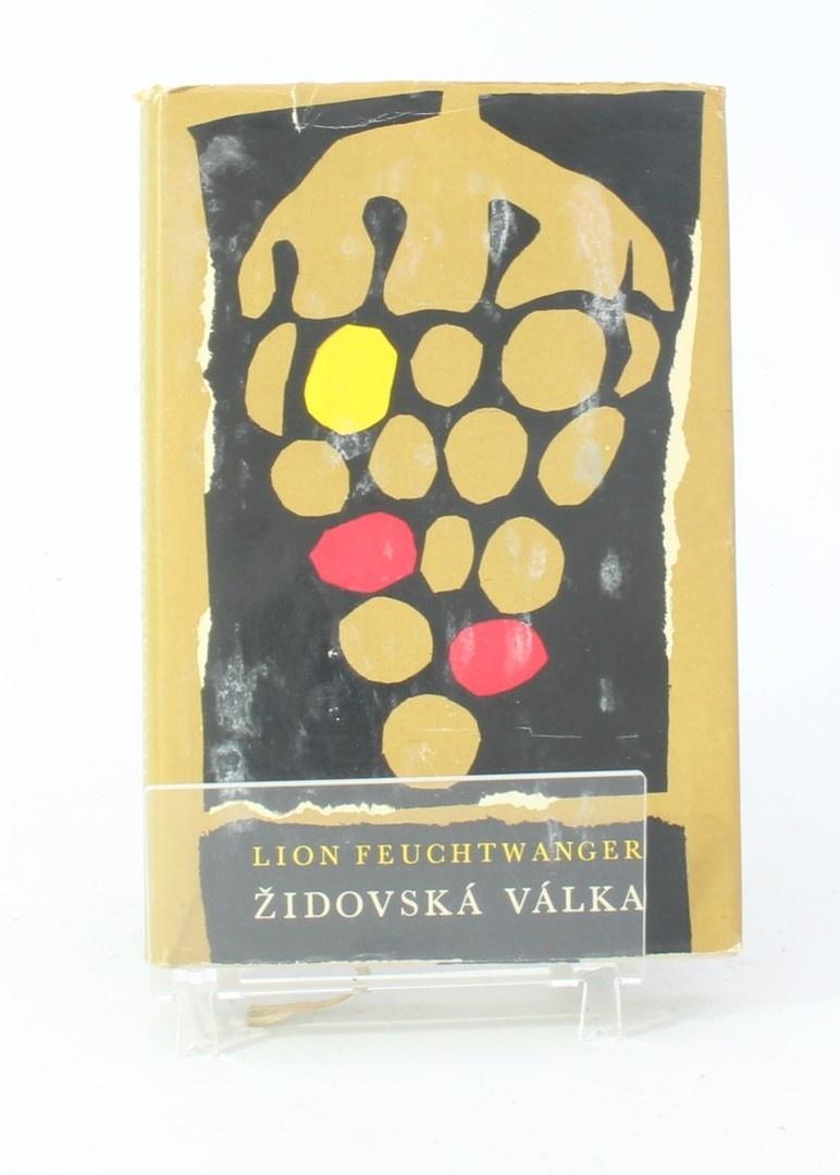 Kniha Lion Feuchtwanger: Židovská láska