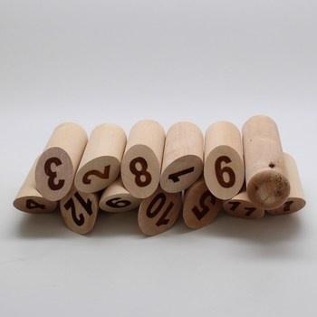 Mölkky Tactic dřevěná hra  54903