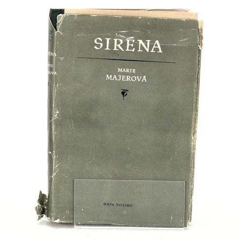 Kniha Marie Majerová: Siréna