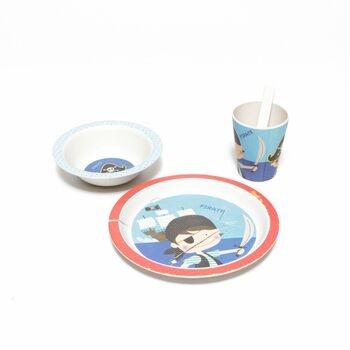 Dětská jídelní sada Biozoyg DHY12001