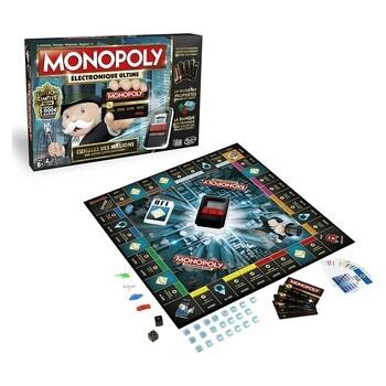 Stolní hra Hasbro Monopoly: E-banking