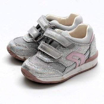 Dívčí obuv Geox Rishon Girl