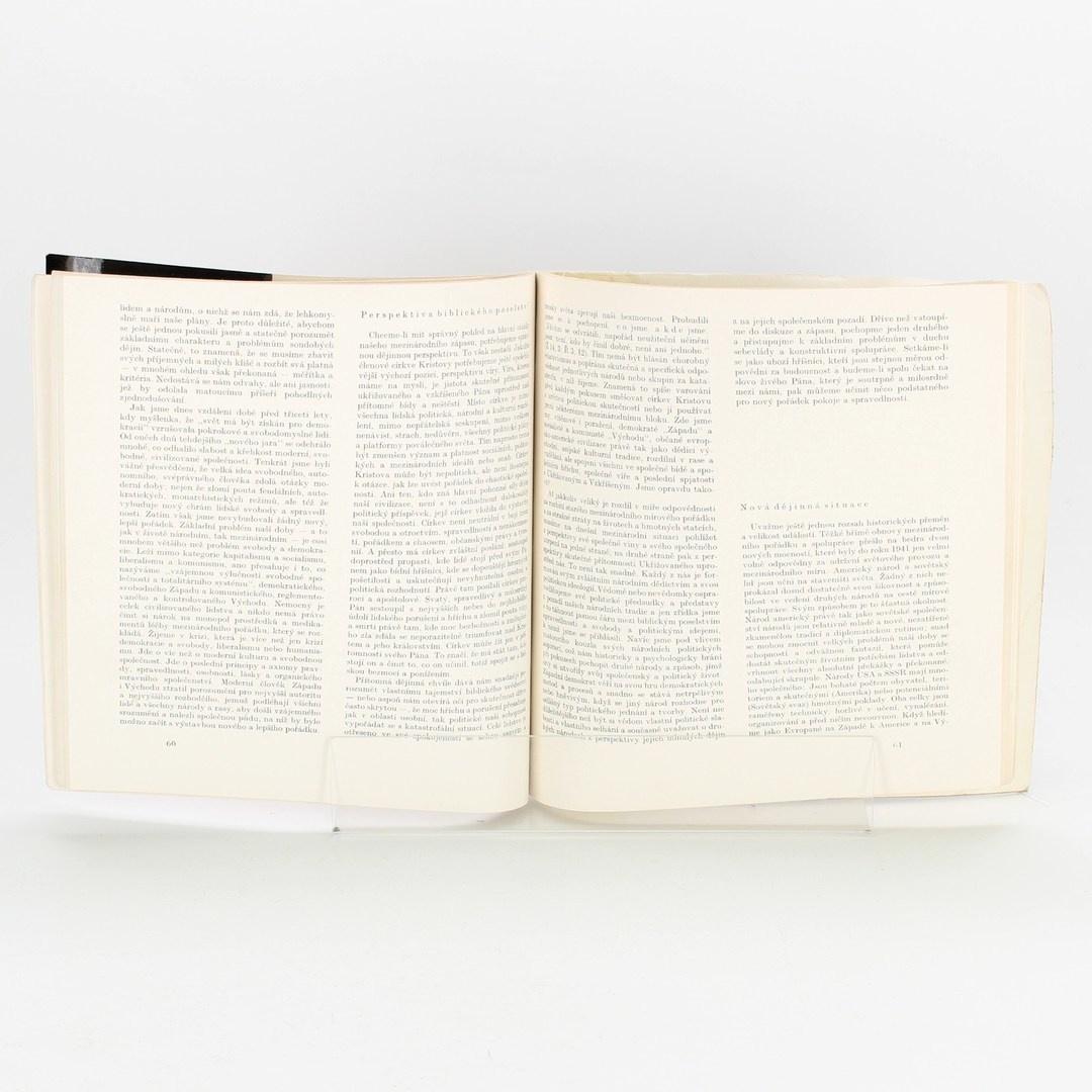 Kniha J. L. Hromádka: Pravda a život