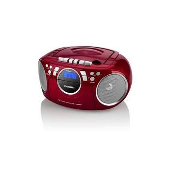 Radiomagnetofon s CD Hyundai TRC 788 AU3RS