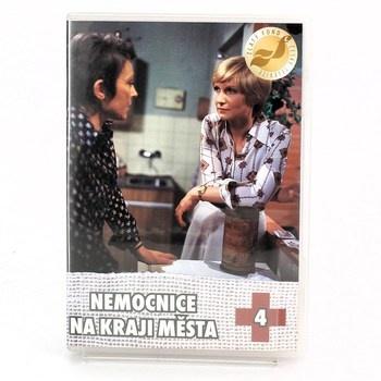 DVD Nemocnice na kraji města 4