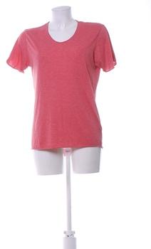 Dámské tričko Pull & Bear růžové