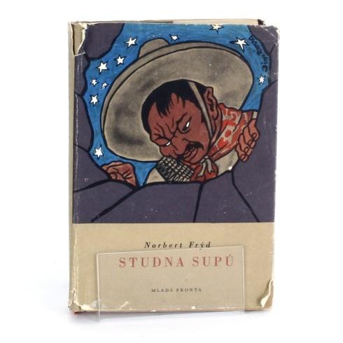 Kniha Norbert Frýd: Studna supů