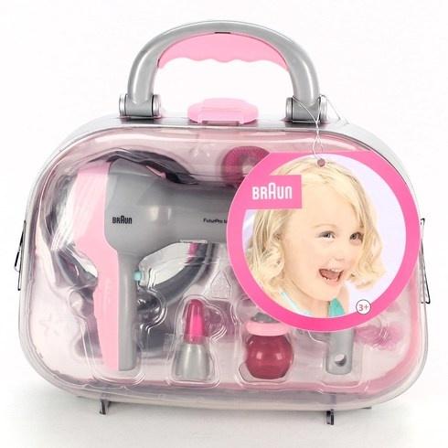 Dětský kadeřnický kufřík Braun 5850