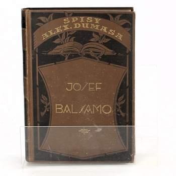 Alexandre Dumas, st.: Josef Balsamo III-IV (Paměti lékařovy…