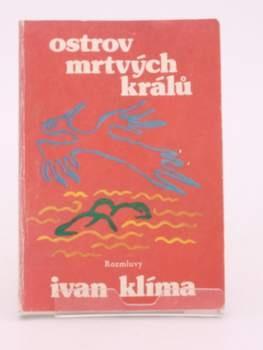 Kniha Josef Klíma: Ostrov mrtvých králů