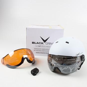 Lyžařská helma Black Crevice